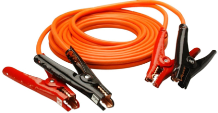 08565-01-03 12 Ft 6ga Battery Booster Cable