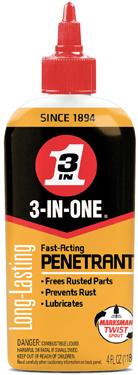 120015 120015 3 In 1 4 O Z Penetrnt Drip Oil