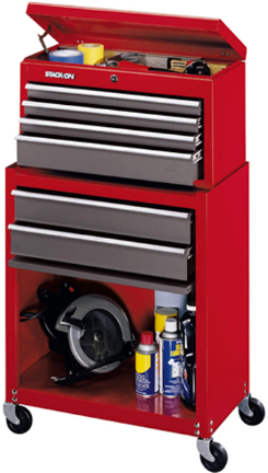 SC-600 6 DRAWER CHEST/CABINET ROLLER