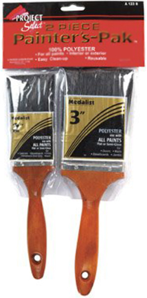 A 123 S  TWO PIECE PROMO BRUSH SET