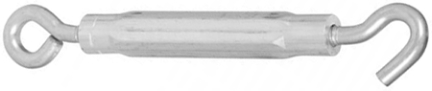 221846 Turnbuckle  3/16x5-1/2 Zinc