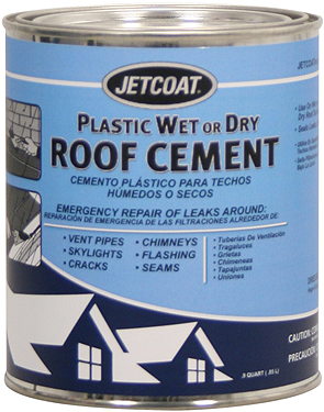 61711 GAL WET OR DRY ROOFCEMENT