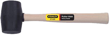 57-522 22OZ RUBBER MALLET