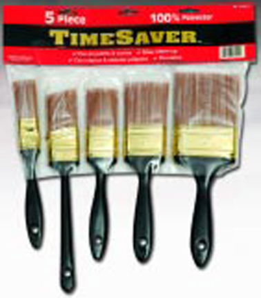 P A 1125 S BRUSH SET 5 P C POLYESTER