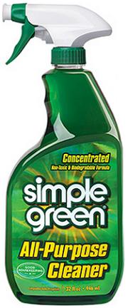 2710000613022 SIMPLE GREEN  22OZ