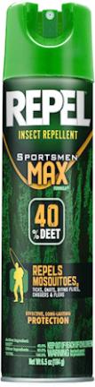 HG-33801-3 REPEL 6.5OZ SPORTSMEN MAX FORMULA