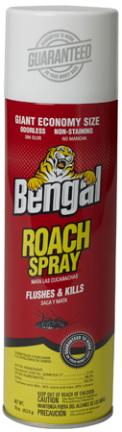 92465 SPRAY 9OZ BENGAL ROACH   ANT