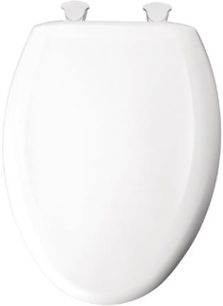 120slowe 000 Toilet Seat Plastic  Elo