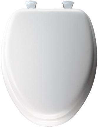 113 000 Del El Soft-whitetoilet Seat
