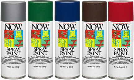21 207 Krylon Now Royal Blue Spray Paint Products The Bostwick Braun Company