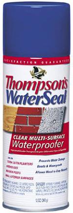 10100 120z Aerosol Water Seal