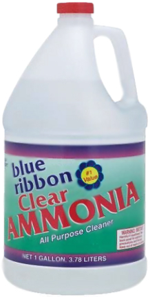 10206 Gallon Clear Ammonia