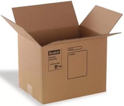 8028 18 X18 X24  LARGE MAILING BOX
