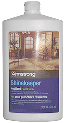 391601 S-391 QT SHINEKEEPER FLOOR FINISH