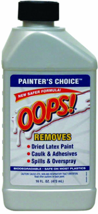 1021e Remover 16oz Oops Painters Choice Products The