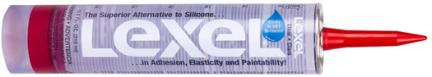 13010 Sealant 10.5oz Clear Lexel