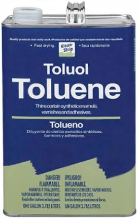 Gt042 Toluene Gal Klean Strip