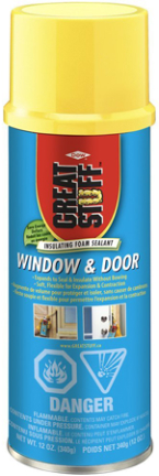 175437 WINDOW   DOOR FOAMSEALANT LOW PRESSURE