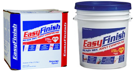 Jt0056 compound 58 pl easyfinish joint products the for Gold bond joint compound