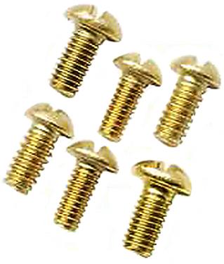 Pp808-49 Screw Brass Asst
