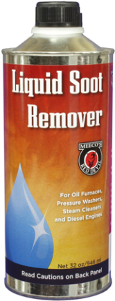 19 QUART LIQUID SOOT REMOVER