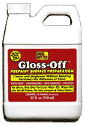 Go326 Qt Gloss Off Pre-paint Surface Prepar