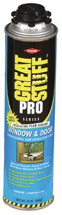 187273 20 OZ GREAT STUFF PRO-WINDOW   DOOR