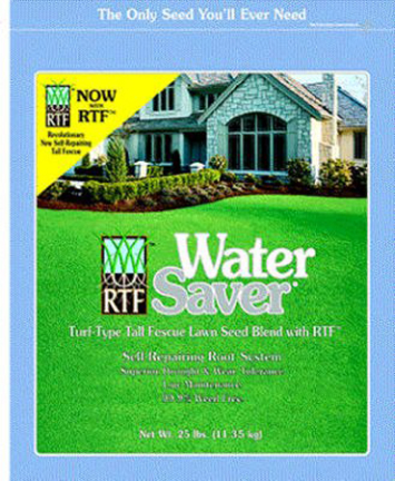 11205 5LB WATER SAVER GRASS SEED