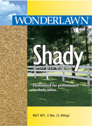 12149 3# SHADY GREEN GRASS SEED