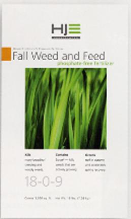 7427 FALL WEED & FEED W/ SURGE 18-0-9