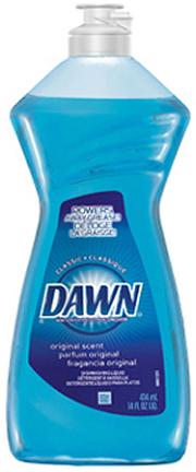 PGC82789 DISH DETERGENT DAWN 12.6 OZ