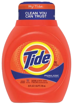 PGC13875CT 25OZ TIDE CONCENTRATE LIQUID DETER