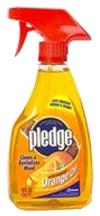 26363 16oz Pledge Orange Trigger Spray