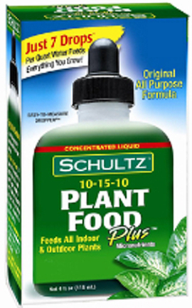 45160 SHULTZ 4OZ  PLANT  FOOD PLUS