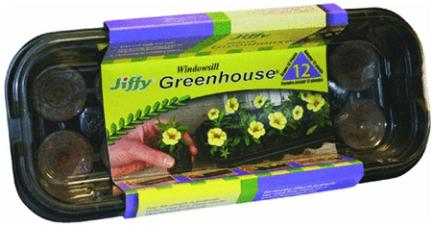 J312 JIFFY 7 GREENHOUSE