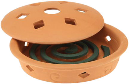 COMBO MOSQUITO COIL HOLDR/COIL