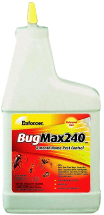EBMIP16 BUG MAX INSECT POWDER 16 OZ