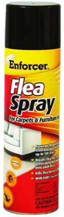 ENS14 FLEA SPRAY 14OZ FOR CARPET/FURNITURE