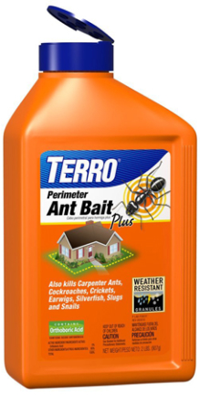 T2600 TERRO ANT BAIT PLUS    2#