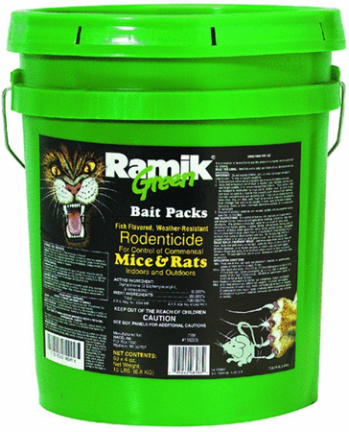 116305 60-4oz Ramik Greenbait Packs