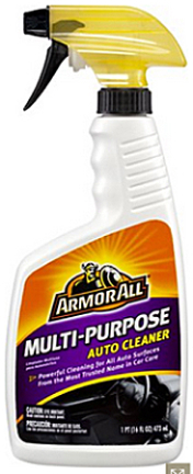 78513 Armor All Car  Cleaner  16oz (14881b)