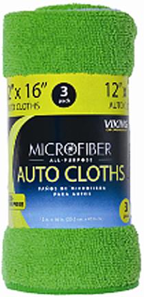 826800 M. Fiber Cloth 3pk Pdq