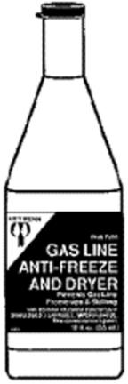 701159(802006) Gas Line Antifreeze Line 12oz