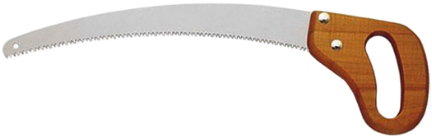 805706-1001 PRUNING SAW CURVED BLADE