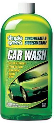 0210000643210 SIMPLE GREEN  CAR WASH 67OZ