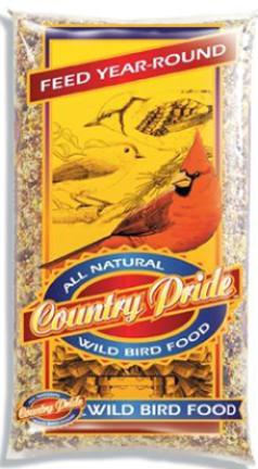 11350 BIRD FOOD WILD COUNTRY PRIDE 40 LB