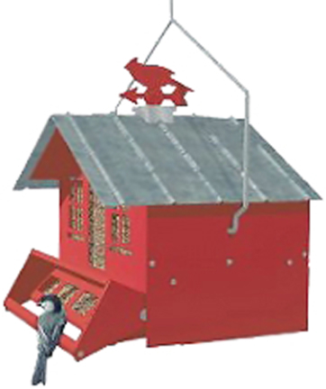 338 SQUIRREL BE GONE COUNTRY STYLE FEEDER 8LB