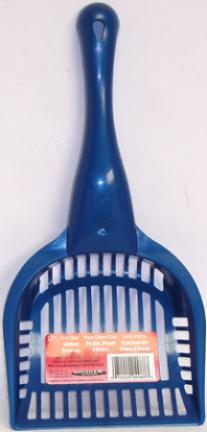 04987(00421) PLASTIC LITTER SCOOP