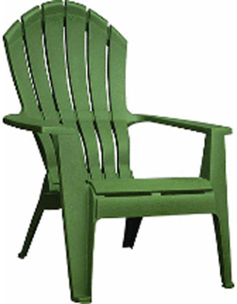 8371-16-3700 Chair Adirondack Hntr Gn