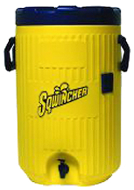 400105 5.5 Gal Sqwincher Cooler